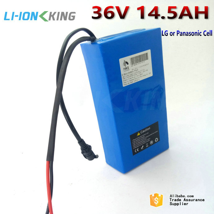 Upgrade for Giant Suede Ebike 250W 36V 14.5Ah Li-ion Battery with 42V 2A Charger