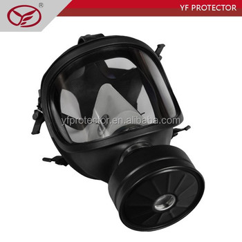 PROTECTIVE MILITARY GAS MASK
