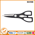 2016 Stocked kitchen shears in ABS handle