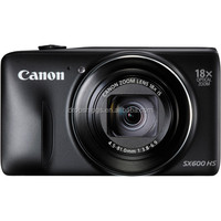 Canon Power Shot SX600 HS Digital Cameras Black DGS Dropship
