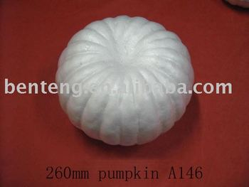 best-selling halloween decorative foam white craft pumpkins