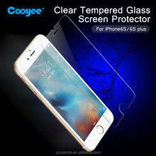 2.5d 9h tempered glass for iphone 6s glass screen protector