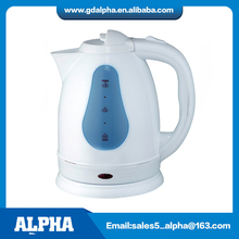 home and hotel 1.8 liter electric kettle cordless plastic water kettle