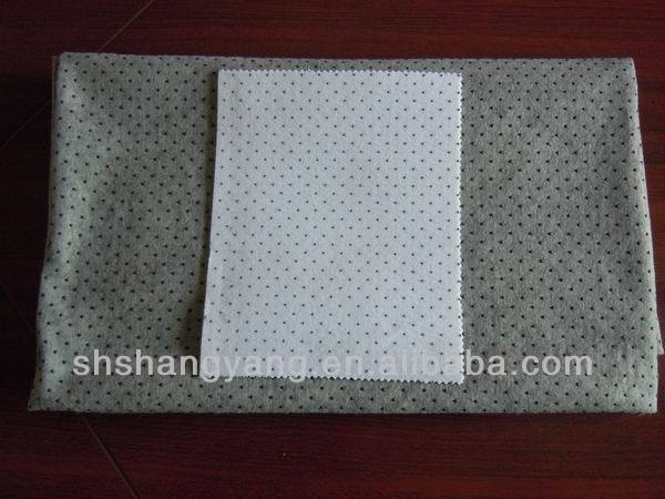 Needle punched Nonwoven fabrics with dots