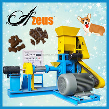 2016 Advanced technology automatic floating fish feed pellet machine