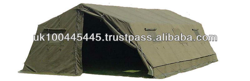 Military Frame Tent