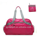 2014 promoition travel fashion foldable travel handbag