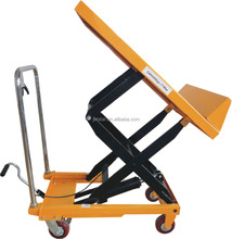 High Quality Manual Portable Hydraulic Lift Table PTX300
