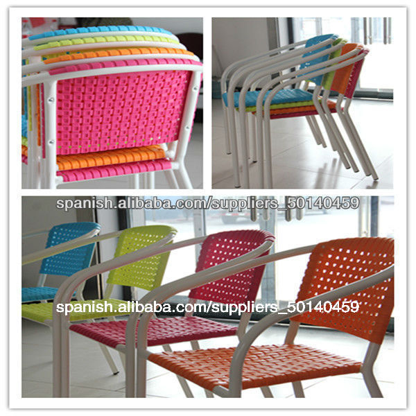Ofrecer sillas de jard n baratos vendedores - Sillas jardin plastico ...