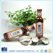New arrival food seasoning natural fish sauce for cooking