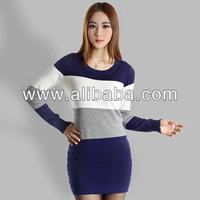 2014 OEM lady women knitwear cotton cashmere 100% wool polo high quality European style fashion