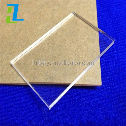 Factory 100% Bayer virgin flexible plastic polycarbonate 18mm acrylic sheet for advertising sign