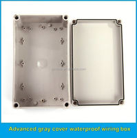 Newest factory sale OEM quality waterproof aluminum enclosure box ip65 wholesale price