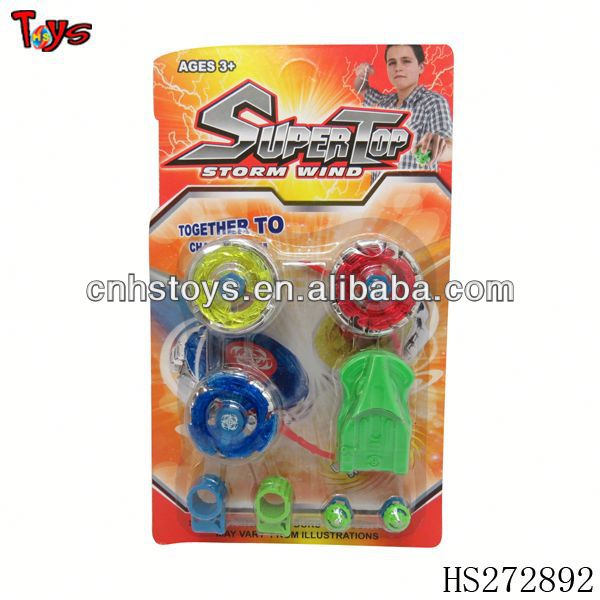 Promotional plastic beyblade battle top toys