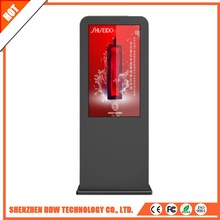 Large supply best brand outdoor waterproof high brightness lcd shenzhen touch screen monitor