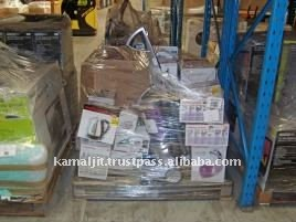 Mixed Pallet of Raw Return Home Domestic Appliances