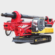 Hydraulic power type depth 30m well drilling machine DS-30