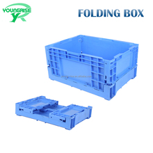 Hot Sale Folding Plastic Moving Boxes for Tool