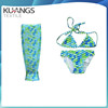 Unisex Gender and Children Age Group Swimming Mermaid Tails and Monofins
