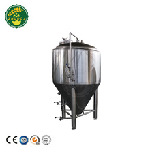 Industrial Alcohol Distillation Equipment 200L Conical Fermenter