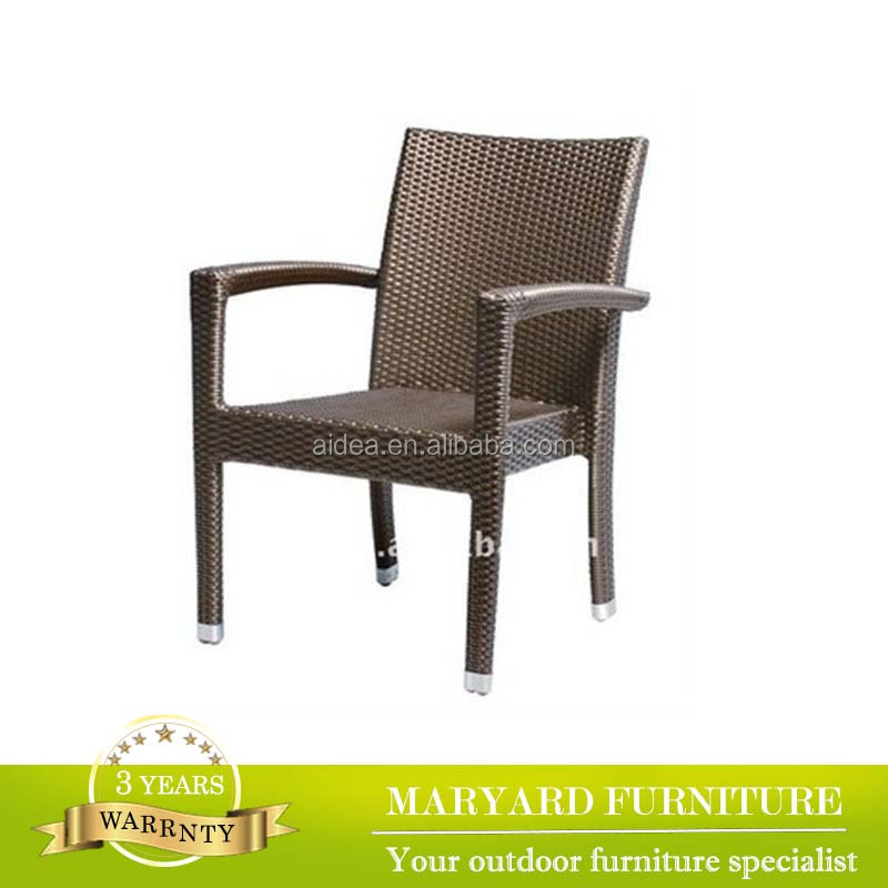 Acapulco wicker chair for restaurant