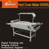 Boway dropshipping SK-950L paper hard cover notebook making machine