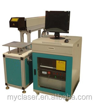 China professional manufacturer 10w 20w 30w plastic metal cheap portable fiber laser marking machine price