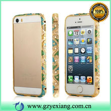 High End Latest Bumper Frame Mobile Phone Case For Iphone 5S
