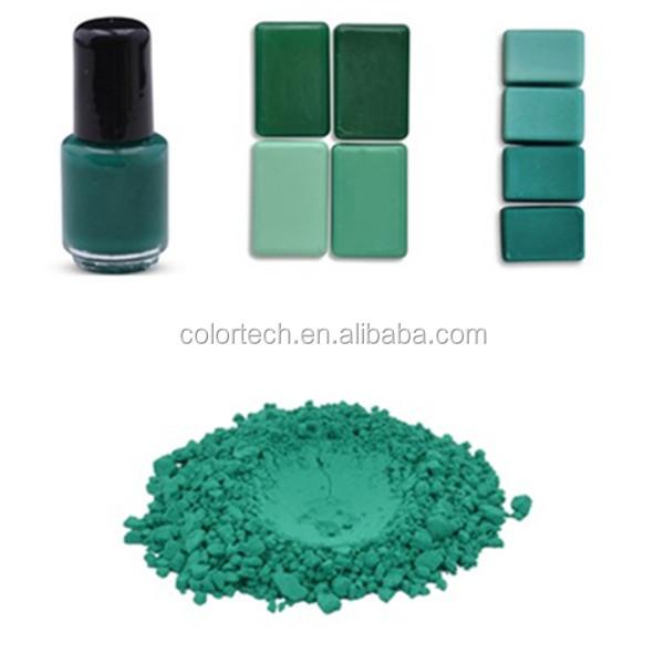 Kolortek Hydrated Chromium Oxide Green Pigment