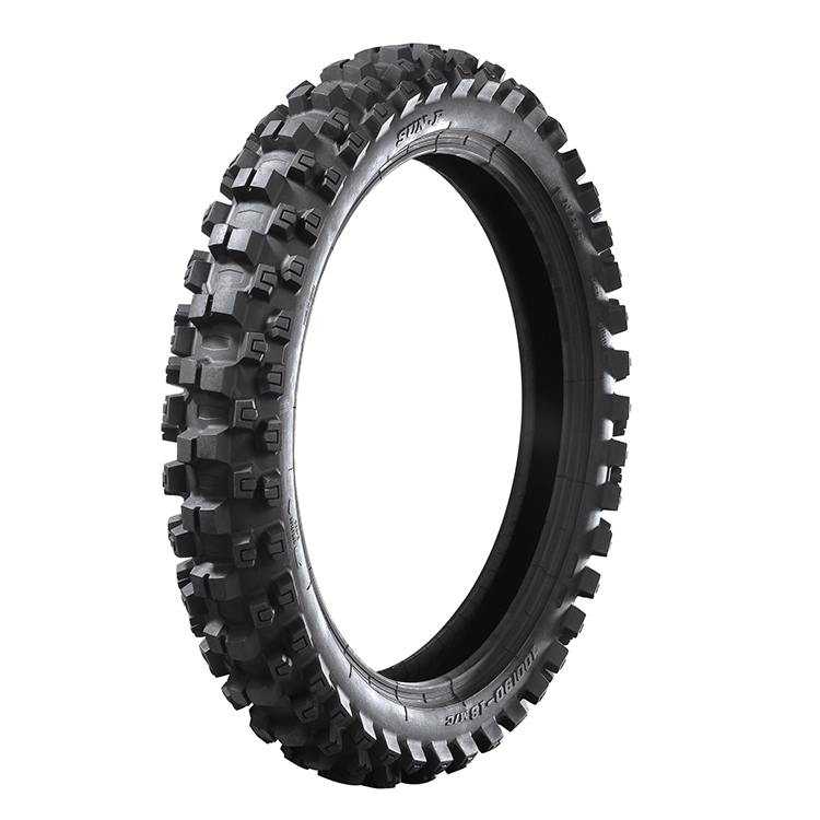DOT Dirt Bike 100/90-18 Motocross Tire For Suzuki DR200SE