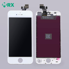 China best price and quality AAA high copy LCD complete for iPhone 5