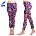 Lotsyle Custom Print Fitness Wear Jogging Pants for Woman