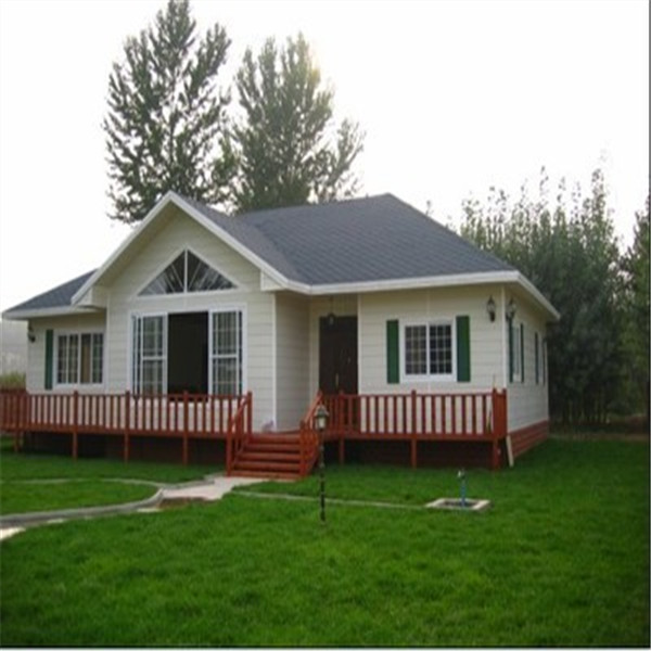 Eco Friendly Prefab Mobile Homes/ Light Steel Log Mobile Homes