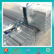 China supplier carbon galvanize steel , welded square pipe