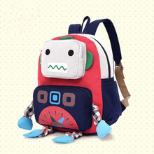 Promotional High-Density Kids Cartoon Picture Of School Bag