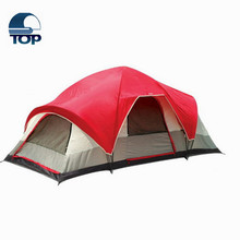 Four Room 15 Person Large Luxury Family Camping Tent -Skype sxtopsales