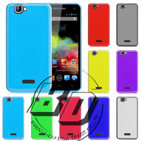 Manufacturer Wholesale various colorful TPU case For Wiko Rainbow Pudding case mobile phone case cover