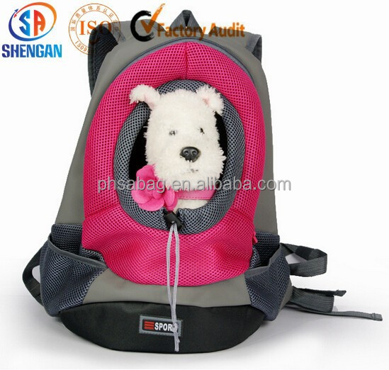 lightweight portable backpack for small animal pet carrier bag