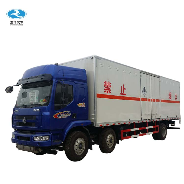 Diesel commercial truck and vans ,displacement 6-8L explosion proof truck