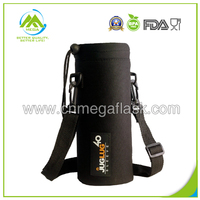 40oz Black JugLug Sleeve / Pouch for Hydro Flask / Bottles