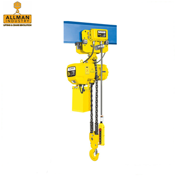 220V 380V 440V single speed Chain Sling Type Electric Power Source 5 ton Electric Chain Hoist