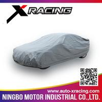XRACING CC004-XL Custom folding car cover sun protection 4-sides stretch Car Cover from china manufacturers