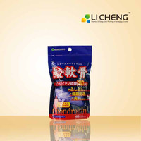 China supplier wholesale plastic stand up zipper packaging material bags