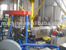 three layer film blowing machine with IBC