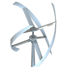 Best buy VAWT! 5kW helical vertical axis wind turbine with the best cost/power ratio
