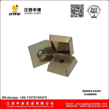 P40 Pipe scarfing insert for welded steel pipe