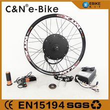 120km/h speed 48V-96v brushless hub motor 5000w/kit bike electric/5000w ebike conversion kit