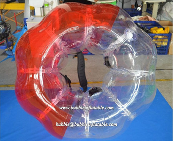 children bubble ball suits 1m diameter B1071