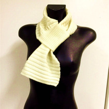 Fashion Women Knitted Woolen short Scarf Scarves Wraps