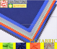 polyester cotton shirting fabric/polyester cotton spandex capri pants